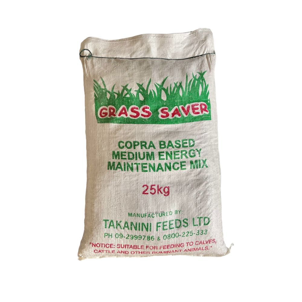 Takanini Feeds Grass Saver