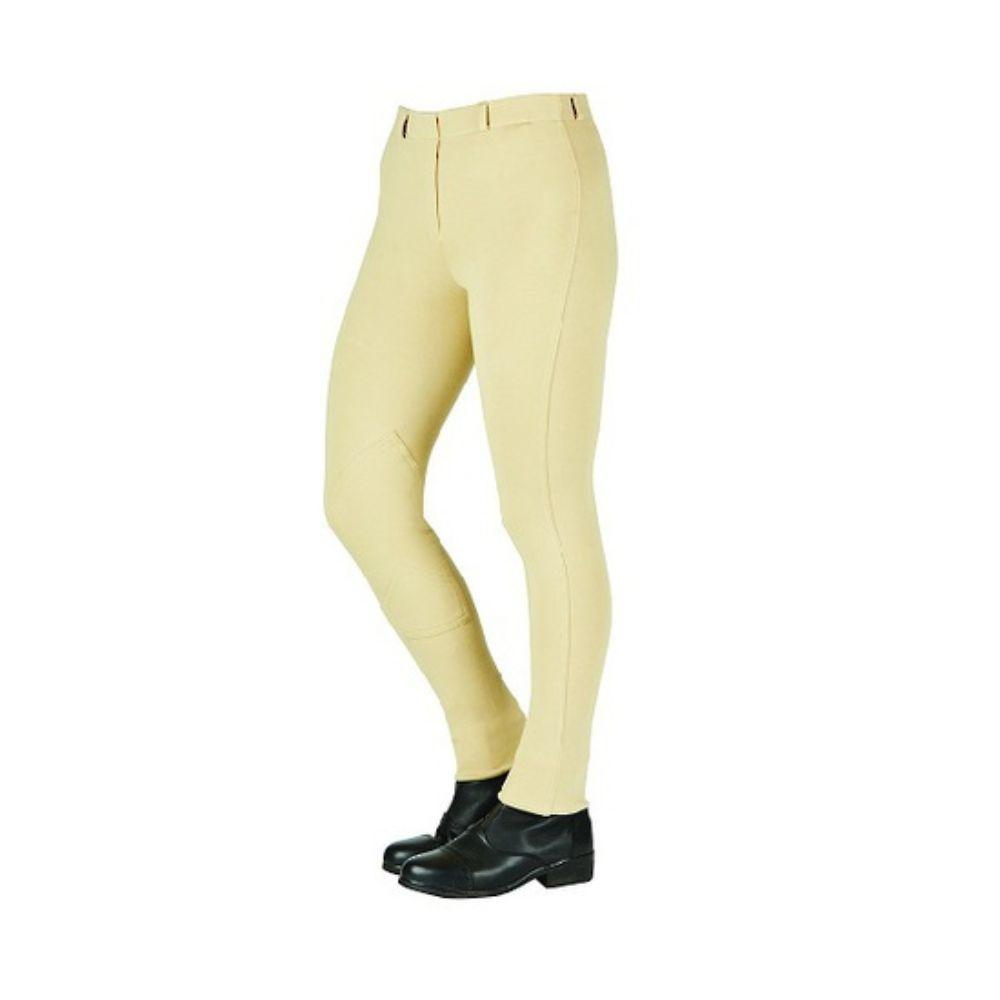 weatherbeeta saxon cotton pull on jodhpurs II