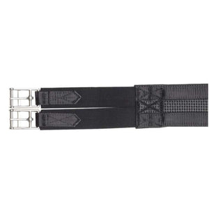 Zilco 2 Buckle Elastic Girth