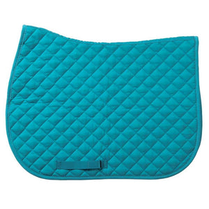 Zilco Basics AP Saddle Cloth Turquoise
