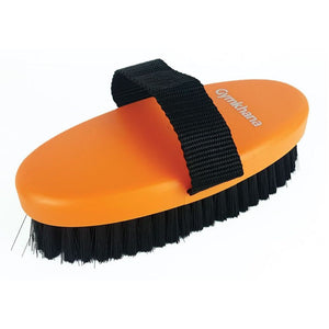 Gymkhana Small Body Brush Orange
