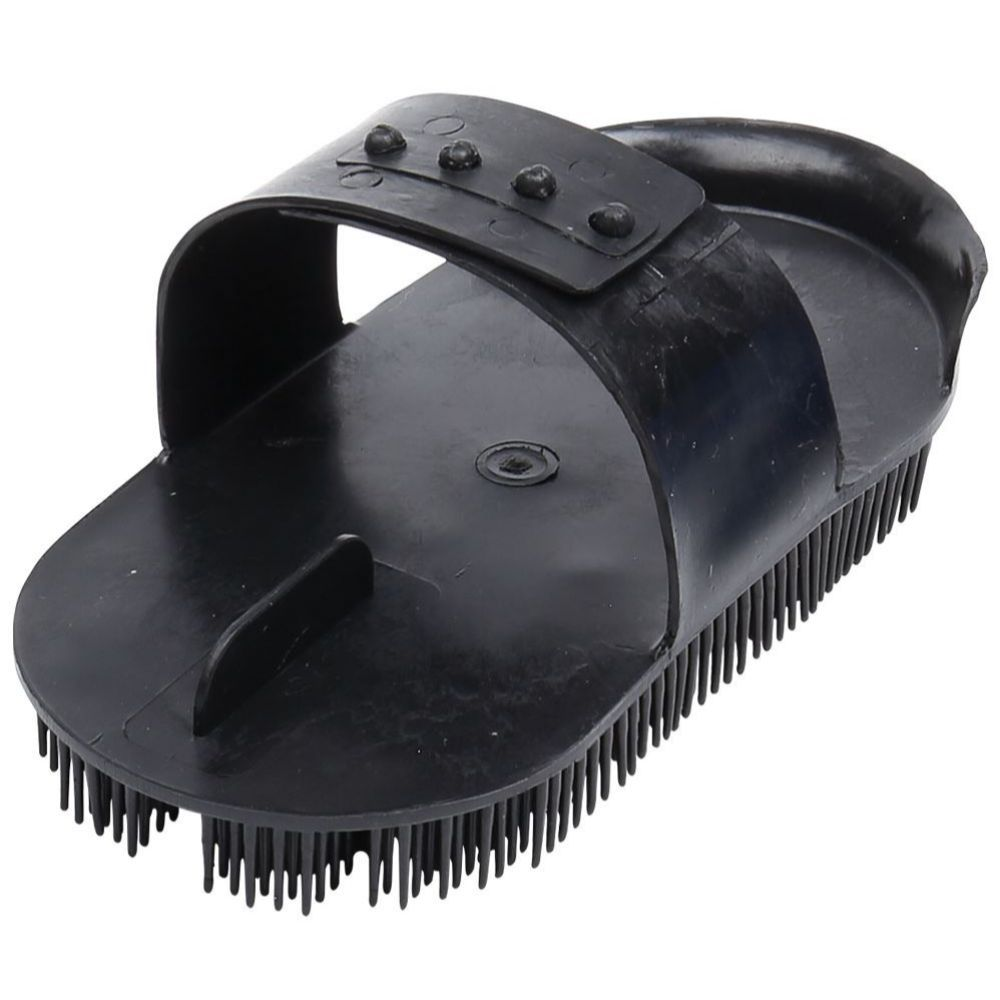 Zilco Scarvis Curry Comb Black