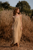 ZEN MAXI DRESS • GOLDEN HOUR