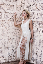 Load image into Gallery viewer, HUYA DRESS - WHITE