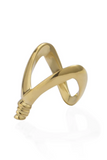 KICHU BOW RING - GOLD