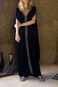 SAHARA BAMBOO DRESS