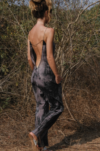 JAIPUR JUMPSUIT • SHADOW TIE DYE