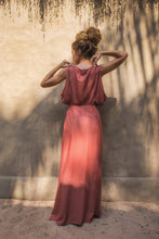 Load image into Gallery viewer, KATE MAXI DRESS • BURNT BRICK