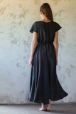 MALIN GOWN • BLACK