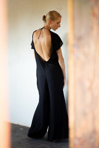 LANA JUMPSUIT • BLACK