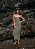 PALOMA DRESS SAGE