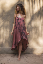 Load image into Gallery viewer, Zen Dress • Masala Tie Dye