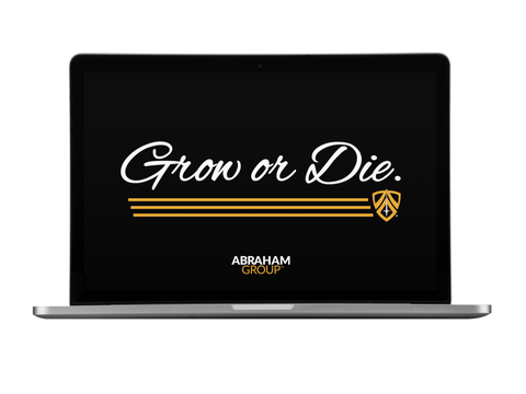 Grow Or Die Computer Wallpaper