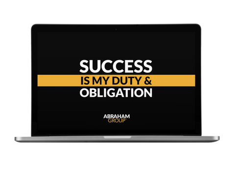 Success Is My Duty And Obligation Computer Wallpaper