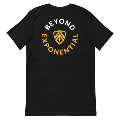 Beyond Exponential Short-Sleeve Unisex T-Shirt