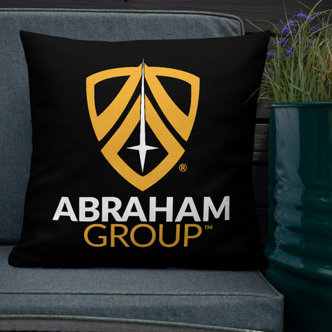 Abraham Group Pillow