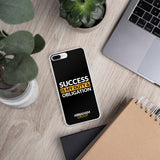 Success Is My Duty and Obligation iPhone Case