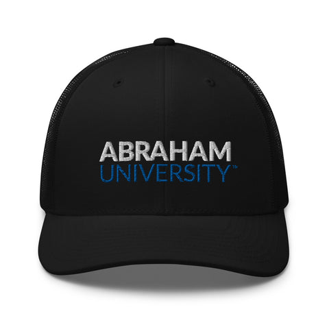 Abraham University Trucker Cap