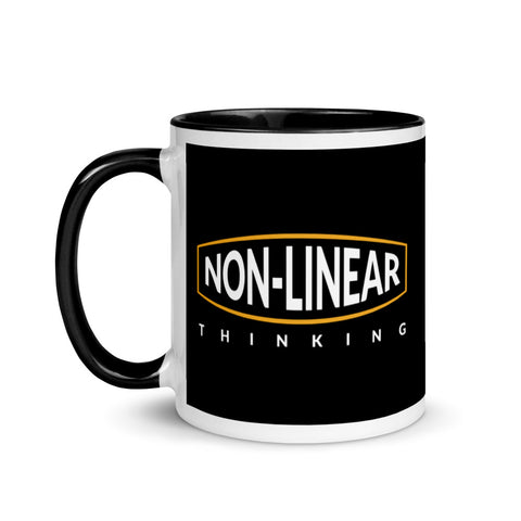 Non-Linear Thinking Mug
