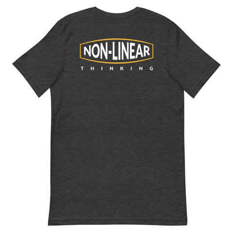 Non-Linear Thinking Short-Sleeve Unisex T-Shirt
