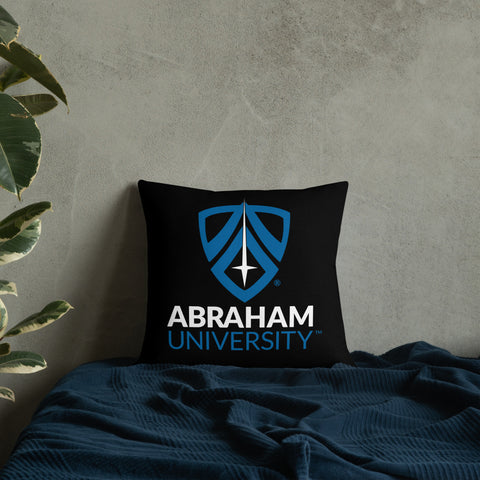 Abraham University Pillow