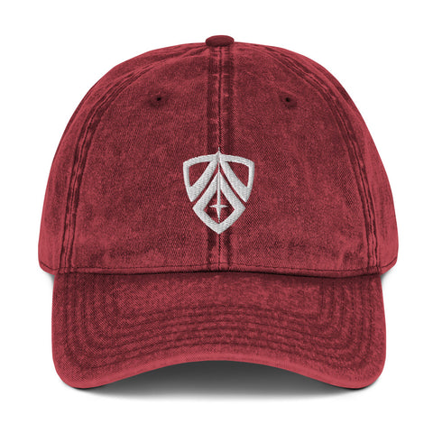 Shield Vintage Cap