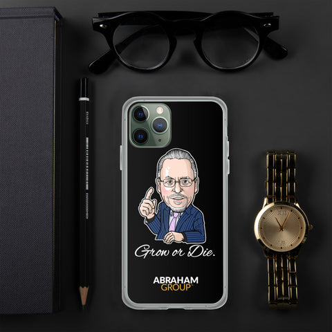 Grow Or Die iPhone Case