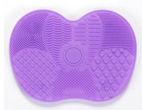 Travel Size Makeup Brush Cleaning Mat