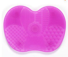 Load image into Gallery viewer, Silicone Makeup Brush Cleaning Mat