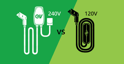 <b>Why have a 240V charging station at home? Three major reasons</b>