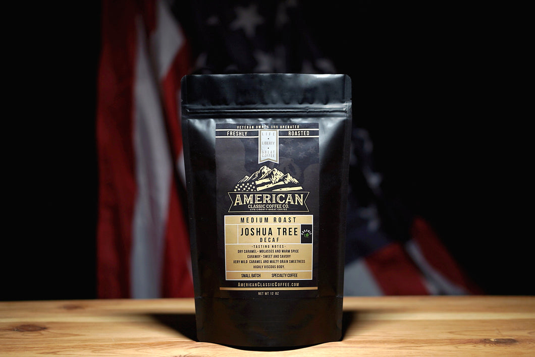 Joshua Tree Organic DeCaf | Medium Roast