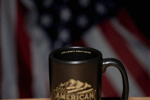 American Classic Coffee Mug - Tall 15oz