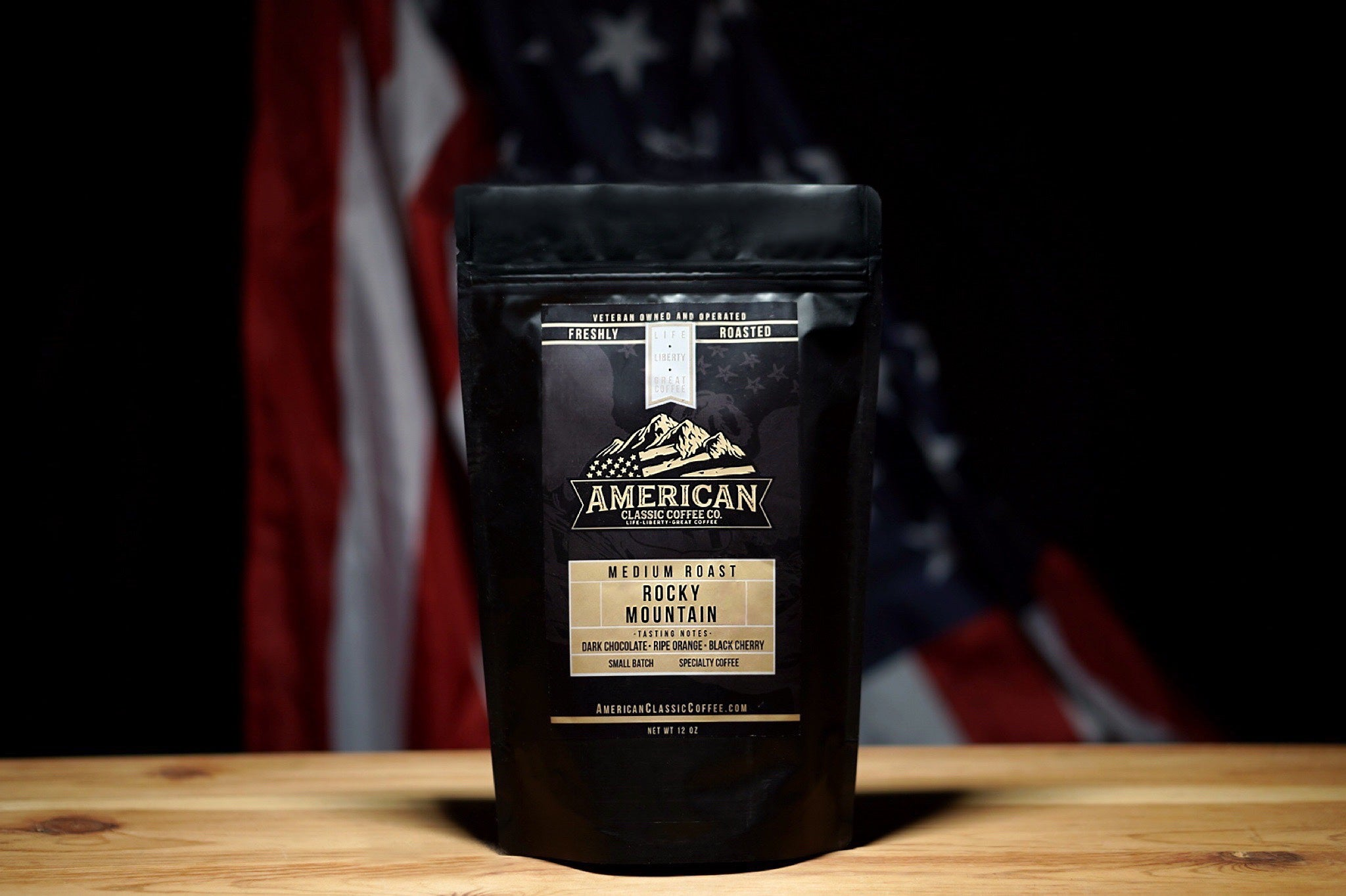 Rocky Mountain | Medium Roast