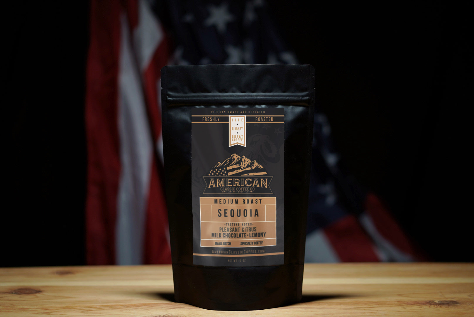 Sequoia | Medium Roast