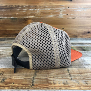 Orange Rogue Hat | Wyoming Wildlife Federation