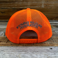 Load image into Gallery viewer, Blaze Orange Trucker Hat | Wyoming Wildlife Federation