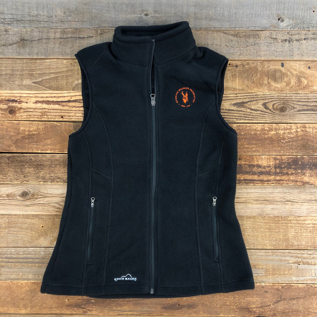 Women's Wyoming Wildlife Federation Fleece Vest