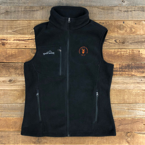 Men's Fleece Vest • Wyoming Wildlife Federation