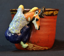 Load image into Gallery viewer, Pronghorn Stoneware Mug by Jenny Reeves-Johnson