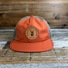 Load image into Gallery viewer, Wyoming Wildlife Federation Rogue Hat- Orange