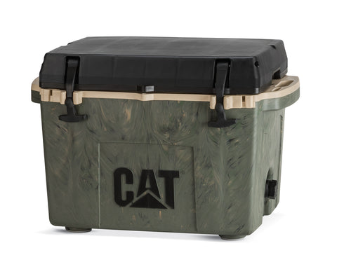 Cat Coolers Camo 27qt