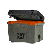 Load image into Gallery viewer, orange inners Cat Cooler camo pattern