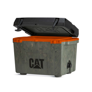 orange inners Cat Cooler camo pattern
