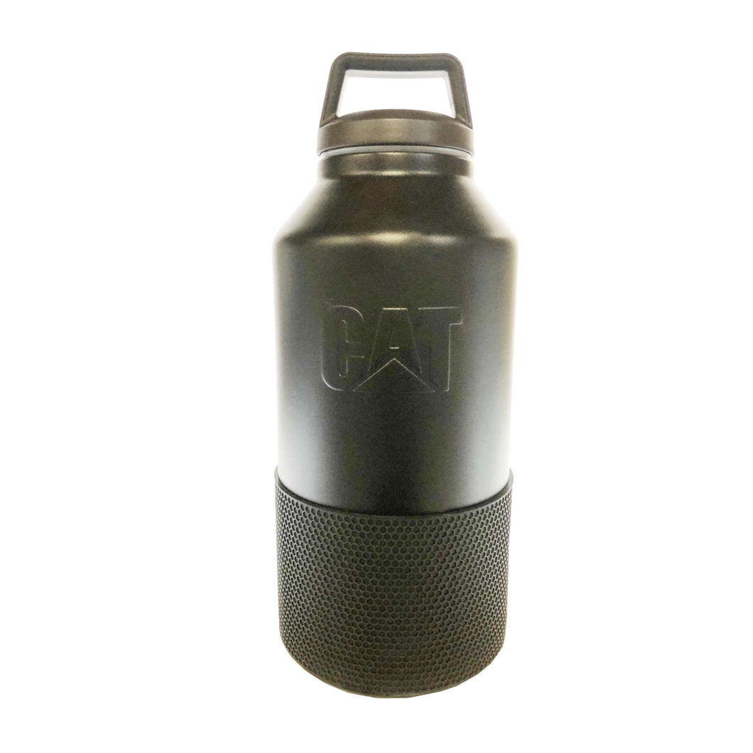 64 oz growler hydration flask Caterpillar