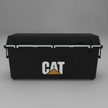 Load image into Gallery viewer, 88 quart Cat Black cooler