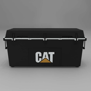 88 quart Cat Black cooler