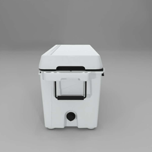 Load image into Gallery viewer, Left side of 88 quart cooler