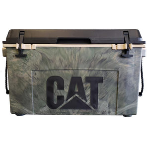 55 Quart Camo Cooler green - Cat Cooler