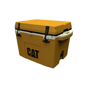 left side Cat Cooler with drain plug