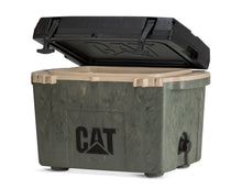 Load image into Gallery viewer, 27 Quart Cooler Camo